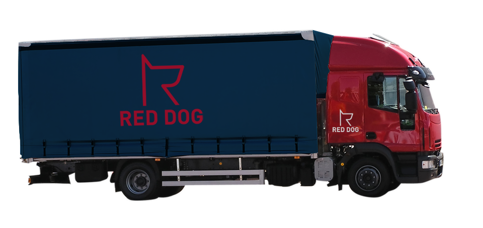 lorry-red-dog